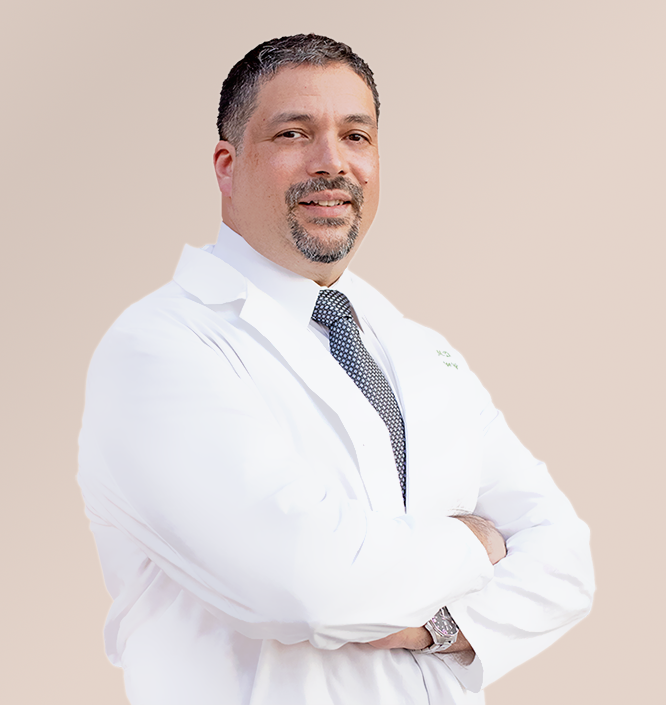 Dr. Neil Ghany hand surgeon in Coral Springs