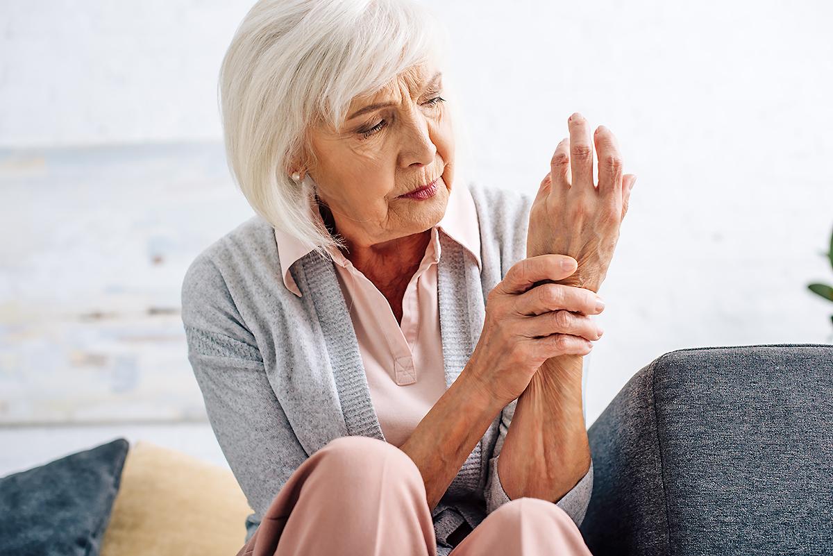 Getting a Grip on Rheumatoid Arthritis (RA)