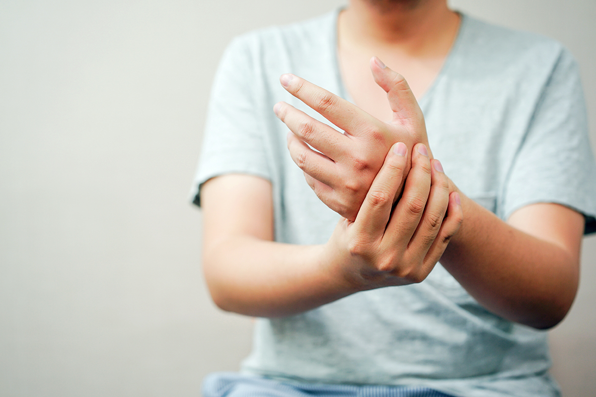 Hand Problems Associated with Hand Pain